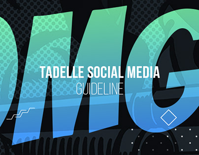 Tadelle - Social Media Guideline