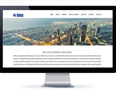 IMS Website