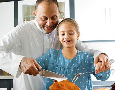 """Fakieh Chicken """"Branding Campaign"""""""