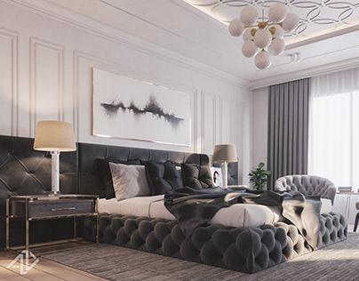 Maîtresse Bedroom