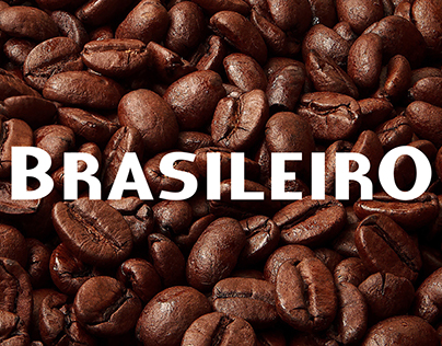 Rebrand Café Brasileiro