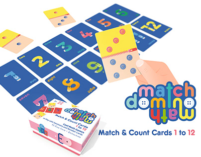 Match Domino Math