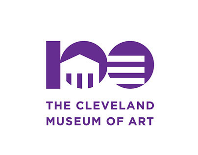 100th Anniversary logo for the Cleveland Museum of Art