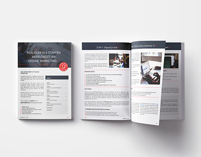 Article design for Goeiezaak as Visual Designer