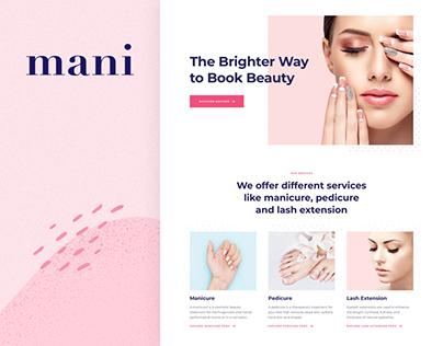 Mani – Book Beauty