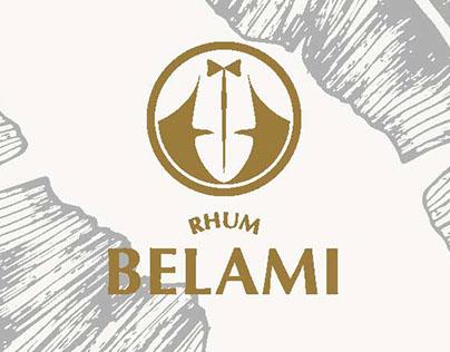 Brand Identity - Rhum Belami