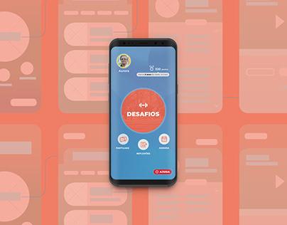 Elderly App - UI/UX