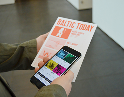 BALTIC Web app
