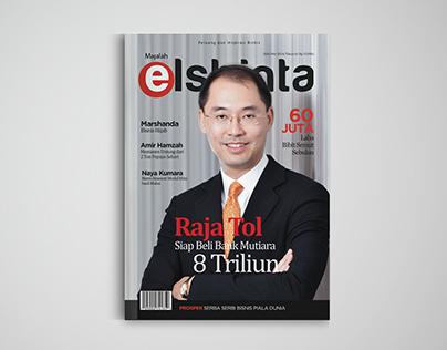 Elshinta Magazine Redesign