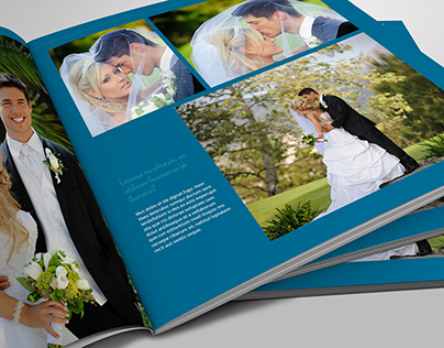 Photobook / Portfolio / Artbook Template