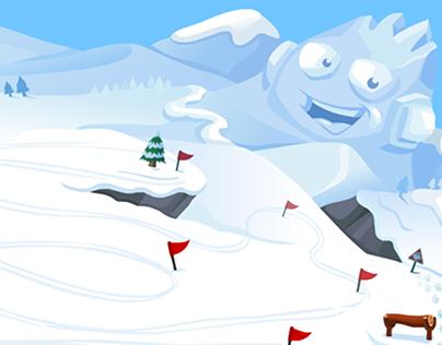 Virtual Worlds: Ski Resort