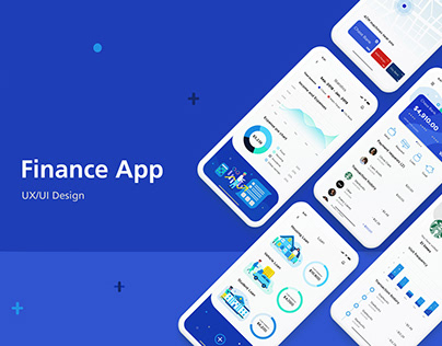 Finance Mobile APP | UI/UX
