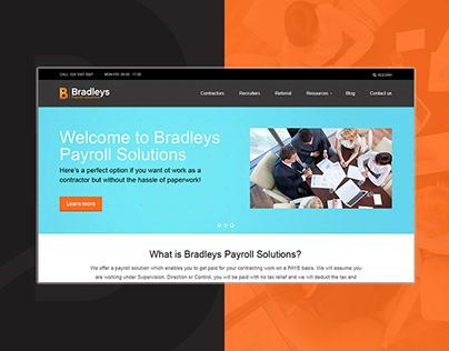 Bradleys Payroll Home Page
