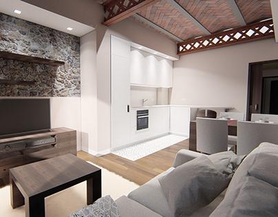 Reforma d'habitatges a Barcelona