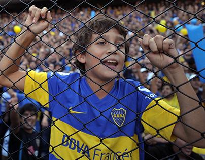 Boca Juniors - Mi Primer Partido
