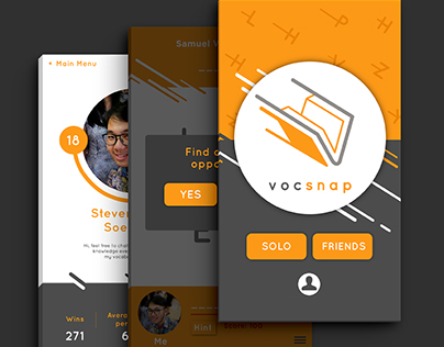 Vocsnap - Online Matchmaking Vocabulary Mobile Game