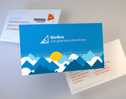 GivGro » Pitch Deck & Branding