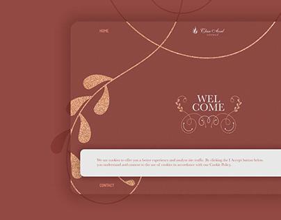 Clase Azul Web Design