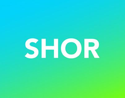 SHOR – Music App.