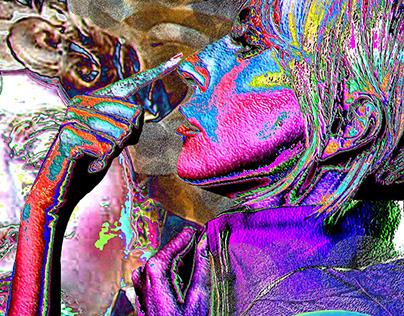 Journey at Lady Gaga alternative Universe