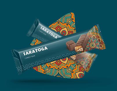 SARATOGA Brand Identity