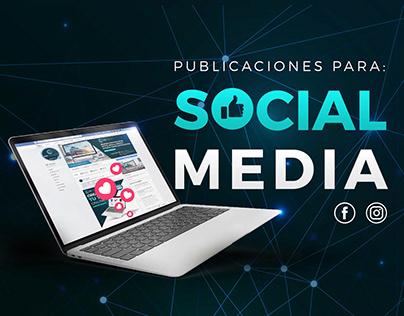 Colección post Redes Sociales