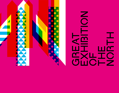 Great Exhibition of the North - Brand Identity