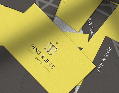 Logo / PINS & JULS