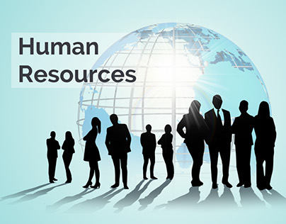 Human Resources HR Presentation Template