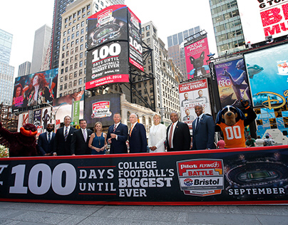 Battle At Bristol | Times Square Take Over