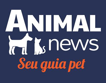 Logotipo - Animal News