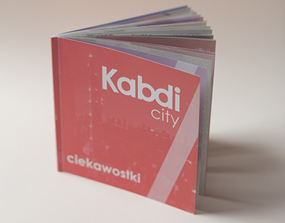 kabdi city / booklet guide / maps / video