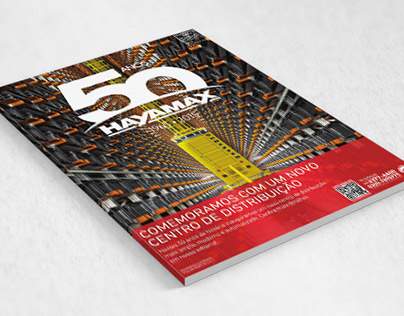 Graphic Project Hayamax's Magazine 2015.