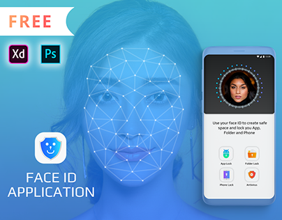 Face ID | Android Security App