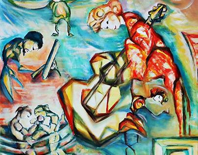 Passion by J. P. Powwarynn