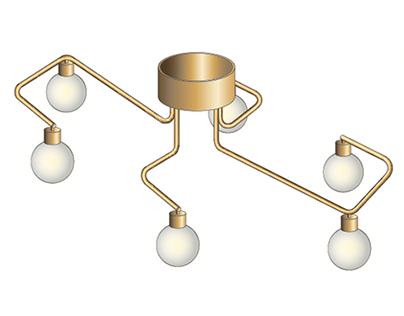 Lighting design for home