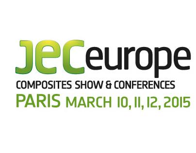Exhibition - JEC Europe 2015, Paris