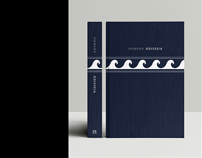 Epic Poems Collection   Editorial Design