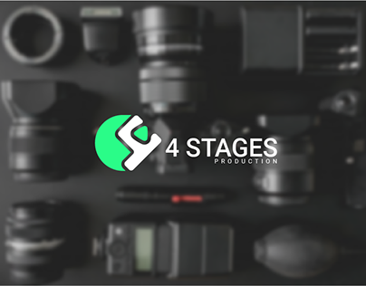 4 STAGES PRODUCTION - BRANDING