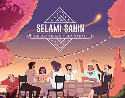 Selami Sahin - Nerde Aksam Orda Sabah / Music Video
