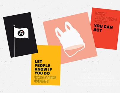 The Activist - Website