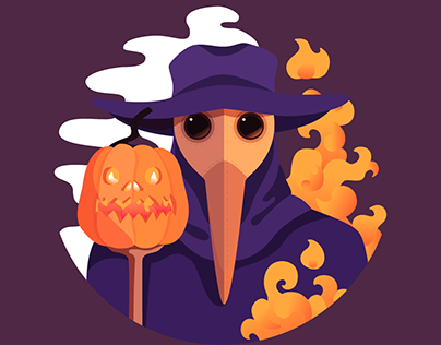 The Plague Doctor