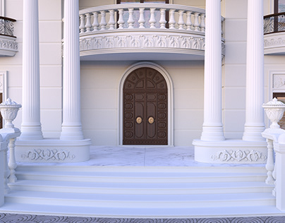 Villa 3D Architecture