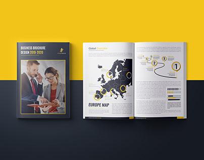 """Multiple Business Brochure - """"FINTECH"""""""