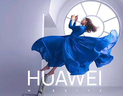 Huawei — Rethink Website