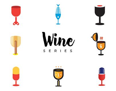Wine Series - Logos