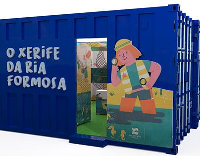ESP. XERIFE DA RIA FORMOSA | Feira do Livro 2020-Lisboa