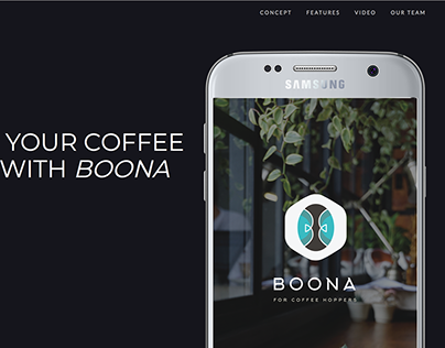 Boona : For Coffee Hoppers