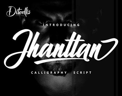 Jhanttan Font Project
