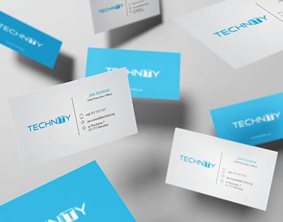 Technity Brand Identity Design